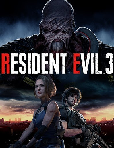 Resident Evil 3 [Build 5269288 Update 3+DLC] (2020) RePack от R.G. Механики (2020)