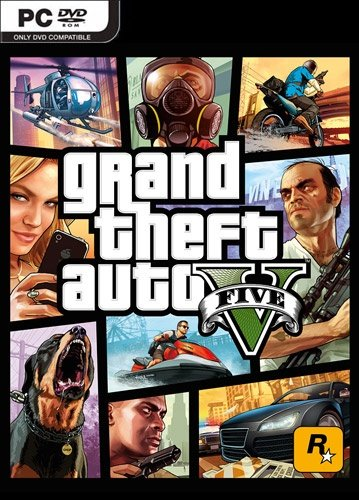 Grand Theft Auto V (GTA 5) [v1.0.1180.1 (SP)/1.41] (2015) RePack от R.G. Механики