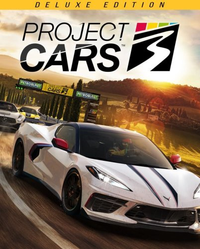 Project CARS 3 - Deluxe Edition [1.0.0.0.0643+DLC] (2020) RePack от R.G. Механики (2020)