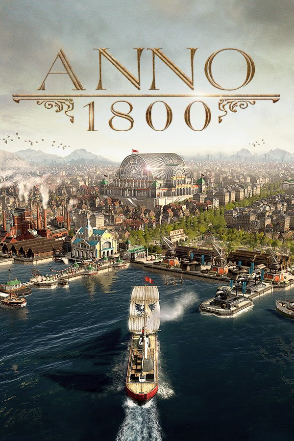Anno 1800: Complete Edition (2019)  RePack от R.G. Механики (2019)