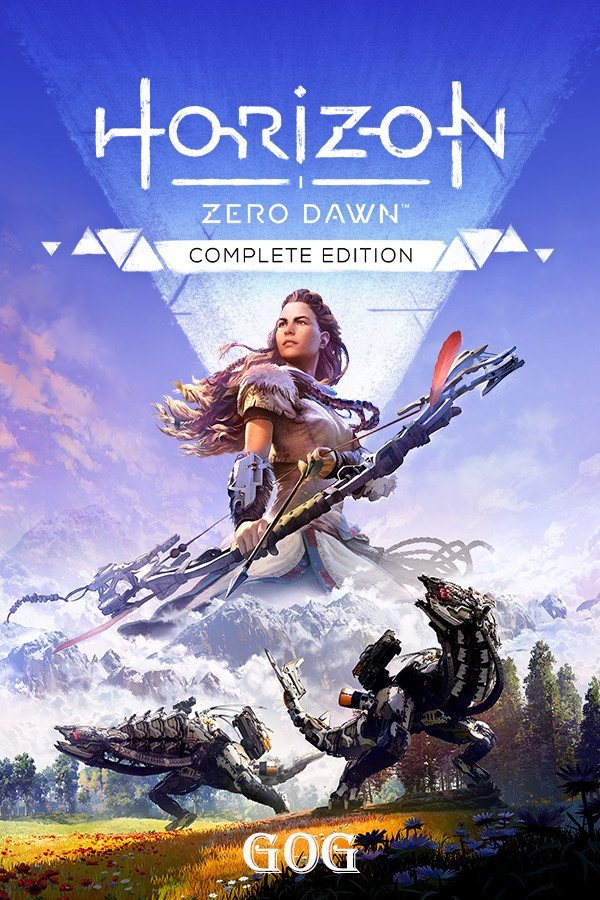 Horizon: Zero Dawn - Complete Edition v.1.0.10.5 [GOG] (2017-2020) Лицензия (2017-2020)