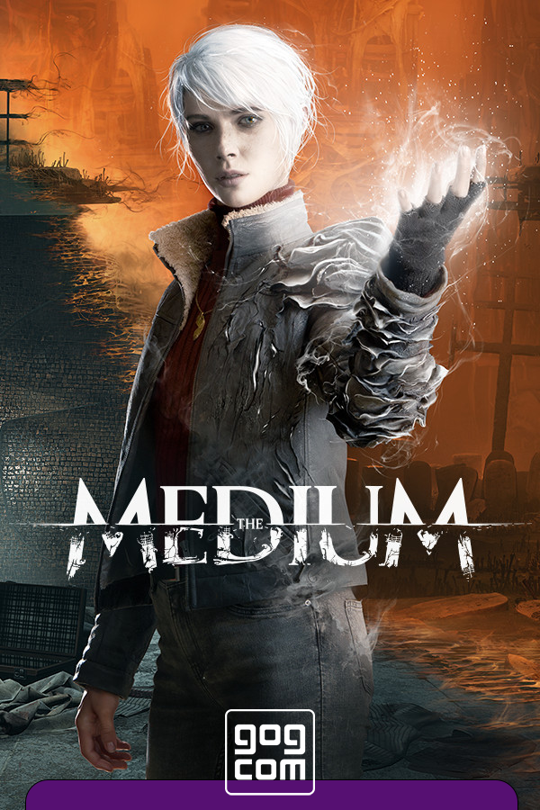 The Medium - Deluxe Edition v.1.0.183 [GOG] (2021) Лицензия (2020)