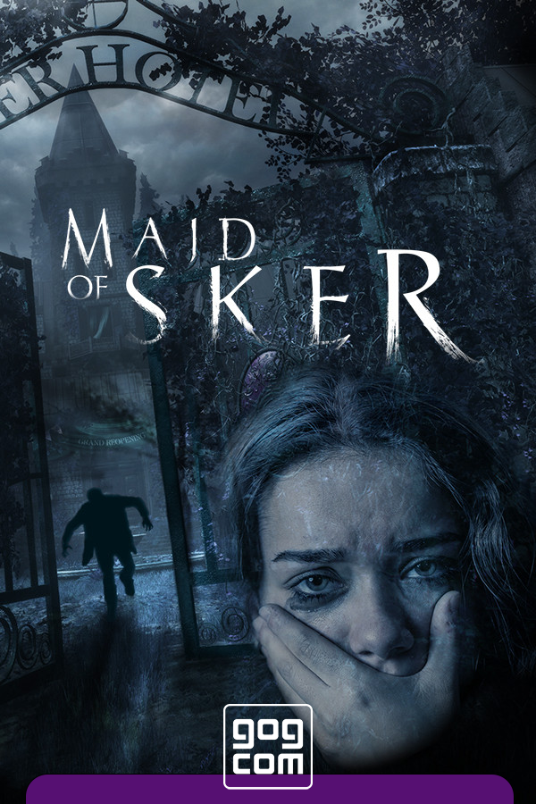 Обложка к игре Maid of Sker Bundle Edition v. 1.4.1 (46741) [GOG] (2020) Лицензия