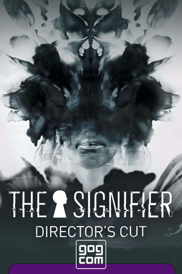 Обложка к игре The Signifier Director's Cut Deluxe Edition v.1.101 (46691) [GOG] (2020) Лицензия